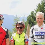 Stage dans les Dolomites (07/2012)