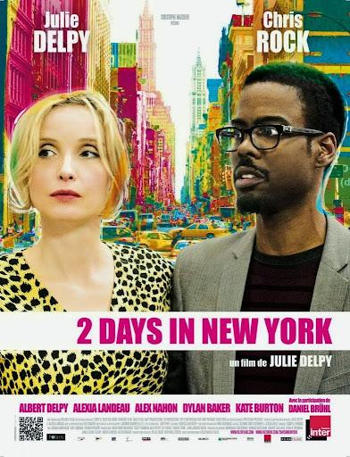 Δυο Ημέρες στη Νέα Υόρκη Two Days In New York Poster