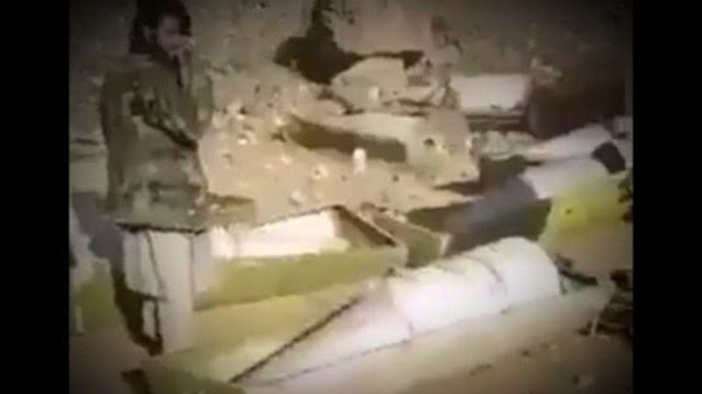 Taliban Temukan Rudal Balistik Penghancur 6 Negeri Islam
