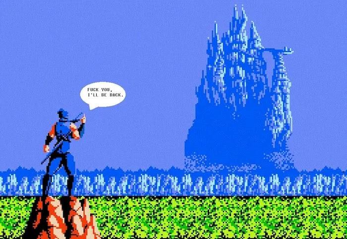 Best NES Games of All Time Ninja gaiden