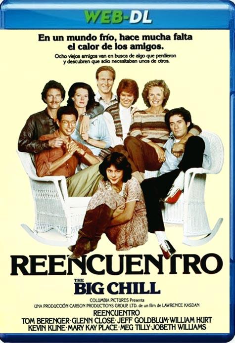 Reencuentro (The Big Chill) [1983][Drama. Amistad][m1080p][WEB-DL x264][Dual][Eng.Ac3-5.1][Esp.Ac3-2.0][Subs]
