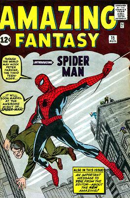"""Jack Kirby: """"Stan Lee era una peste"""" Amazingfantasy15kirby"""