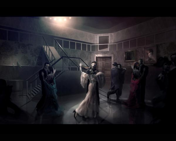 Dance In The Dark Hall, Magical Landscapes 2