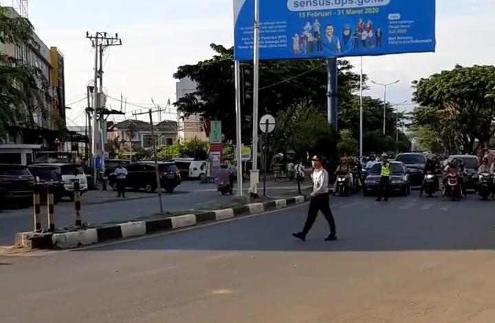 Lampu Lalu Lintas Simpang Surabaya Di Banda Aceh Diaktifkan Kembali Wartanasional