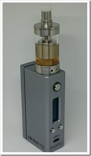 DSC 4106 thumb%25255B2%25255D - 【RTA】「DigiFlavor SIREN GTA 22」レビュー。22mm径のフレーバー再現度高いRTAデッキ!【常用RTAでイイかも】