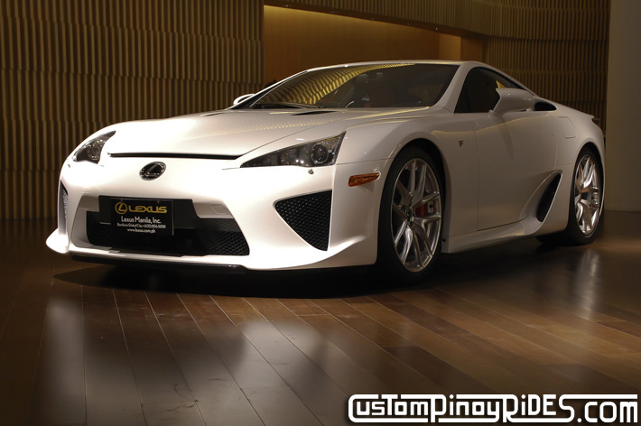 Lexus LFA Manila Philippines Custom Pinoy Rides pic20