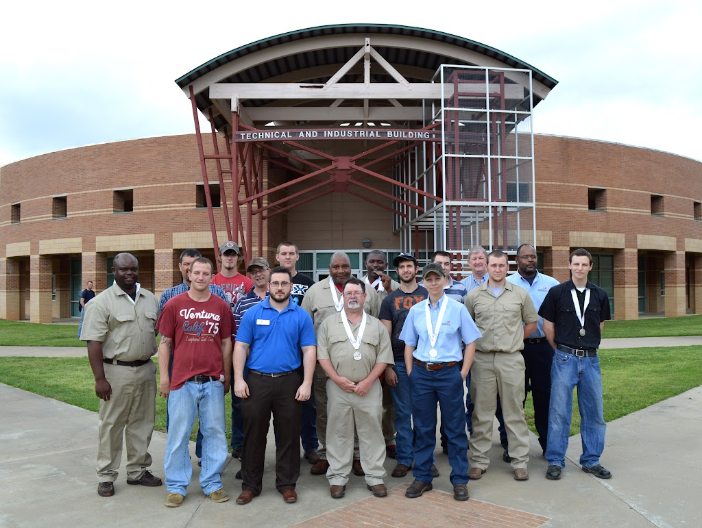 Skills USA 2013 - Group.JPG