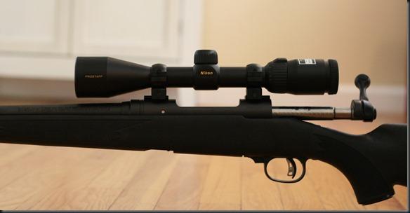 Good Scope Magnification For 800 Yards Wood Trekker Rifle