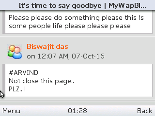 Sad News,The Founder Of Mywapblog Is About To Shut It Down