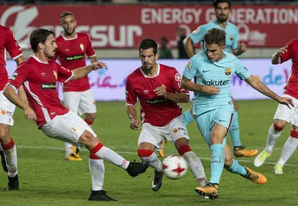 See How Barcelona Beat Real Murcia 3-0 Without Lionel Messi & Luis Suarez