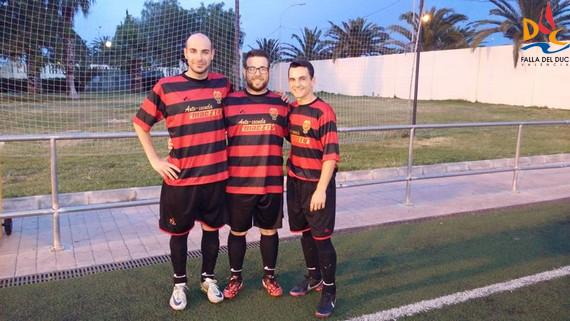 Partidazo para conseguir pleno de victorias en Fútbol 7