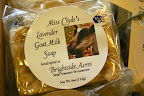 New Product: Goat Milk Soap