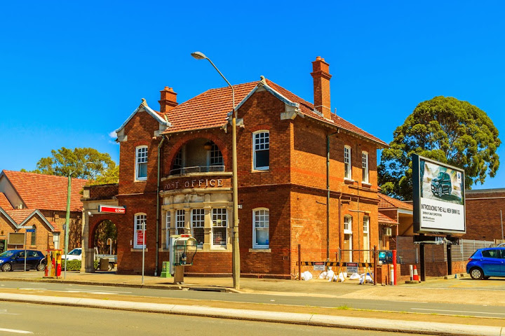 Annandale Post Office. Image by Scott Bird, click picture for gallery