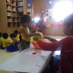 SHOW AND TELL, COLOUR SHAPE  (PLAY GROUP) WITTY WORLD 20.10.2016