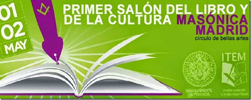 Salon LIbro Masonico-GODF