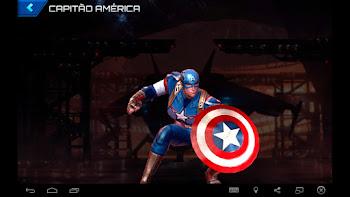 Capitão América - Vingadores: A Era de Ultron