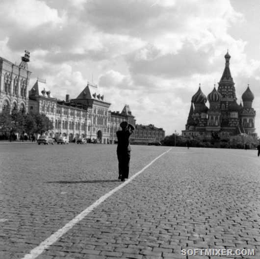 СССР 50-х глазами немецкого фотографа