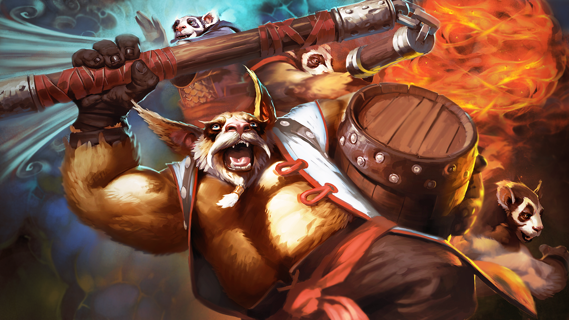 Brewmaster Wallpapers Dota 2 HD Wallpapers #3