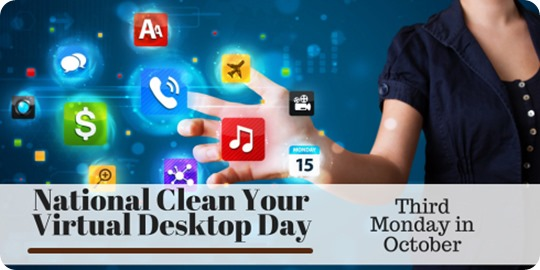 National-Clean-Your-Virtual-Desktop-Day