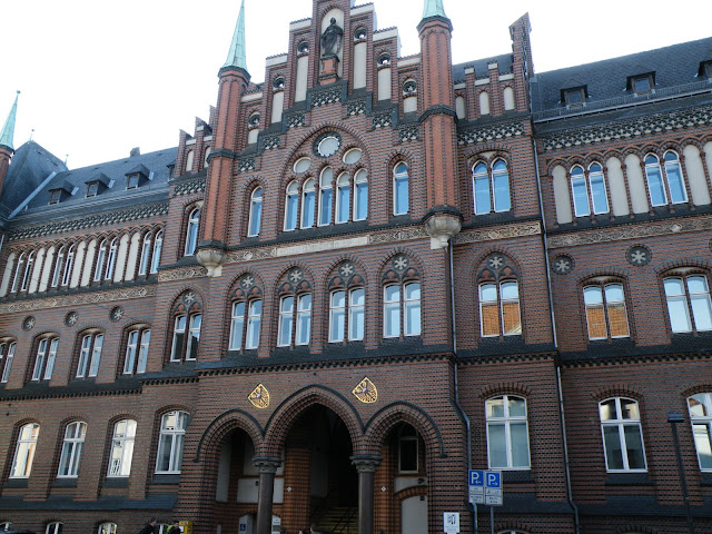 History in  Lubeck Altstadt Burgtor, Germany, visiting things to do in Germany, Travel Blog, Share my Trip