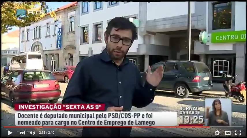 Professor de enfermagem de Vila Real pode vir a perder graus por plágio