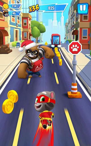 Talking Tom Hero Dash - Run Game screenshots 9