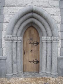 Arches, Architecture, Castle, Exterior, Showroom