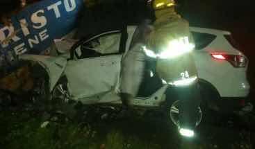 Accidente deja tres muertos y un herido en Bonao