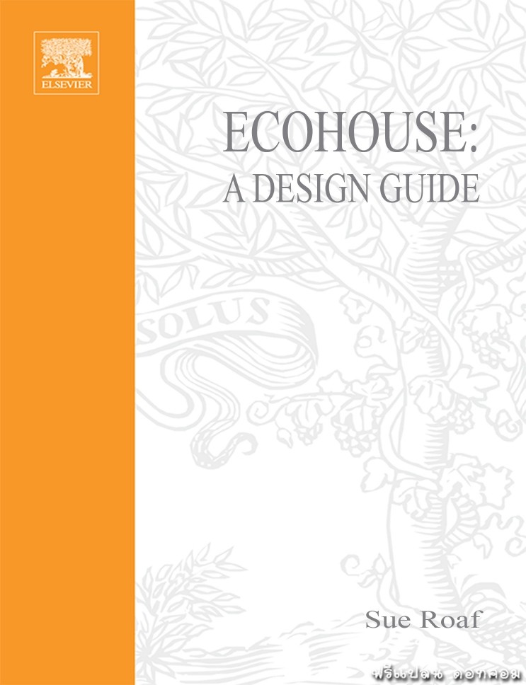 Sue roaf ecohouse a design guide to download now for Household design guide