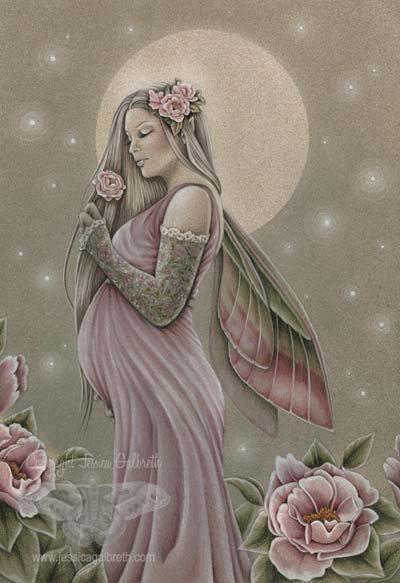 Pregnant Beauty, Magic Beauties 1