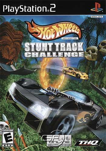 Download - Hot Wheels - Stunt Track Challenge - PS2