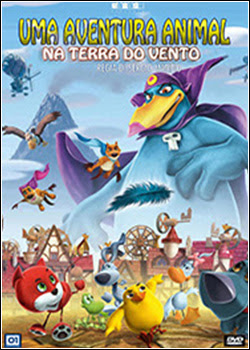 Download - Uma Aventura Animal na Terra do Vento (2015)