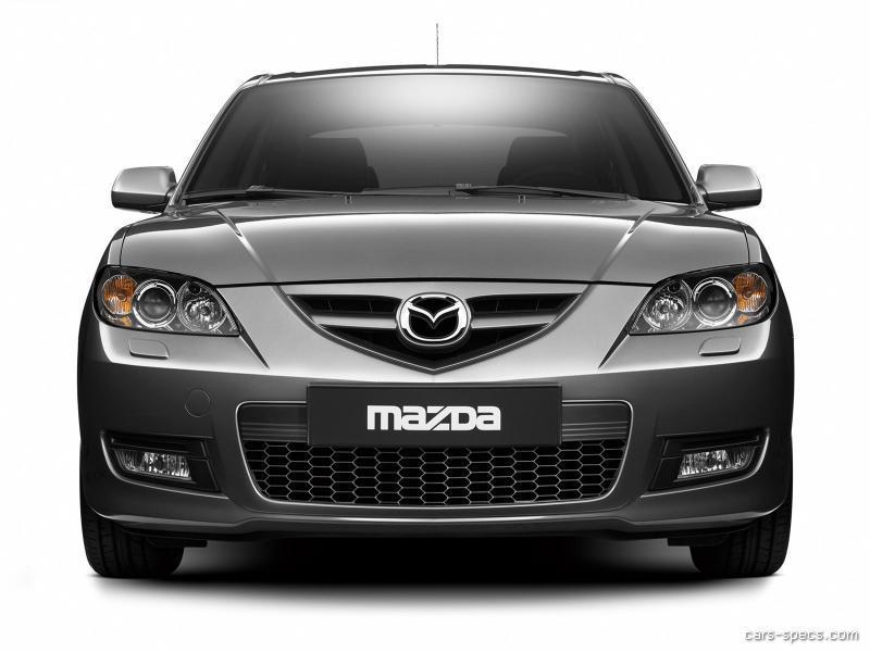... 2006 Mazda 3 Facelift 00008 ...