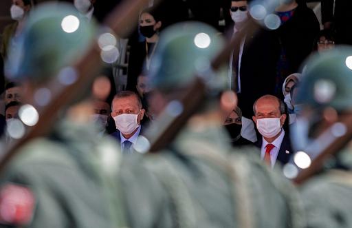 أستفزازات أردوغان في ذكرى غزو شمال قبرص