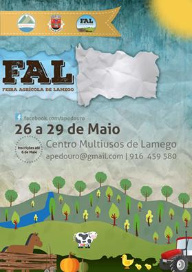 Feira Agrícola de Lamego - 26 a 29 de Maio de 2016