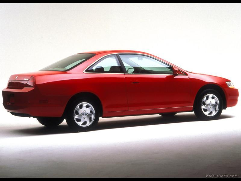 ... 1998 Honda Accord Coupe 00008