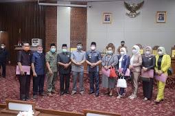Paripurna DPRD Provinsi Bengkulu: Laporan Pansus atas Raperda RTRW beserta Rekomendasinya