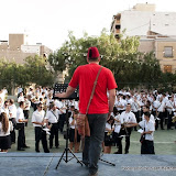 20120817 Assaig Himne de Festes