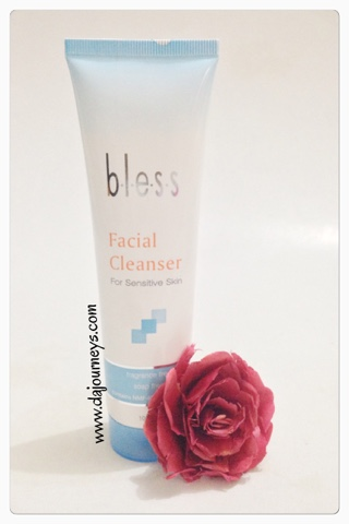 [Review] Bless Facial Cleanser For Sensitive Skin