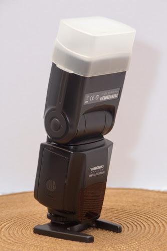 speedlight diffuser