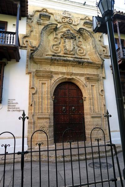 Door museum inquisition