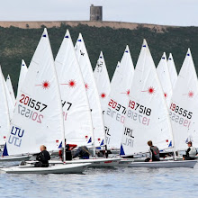 LASER Nationals Day1+2 (Paul Keal)
