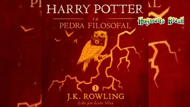 Áudio Livro completo de Harry Potter e a Pedra Filosofal está disponível gratuitamente no Spotify