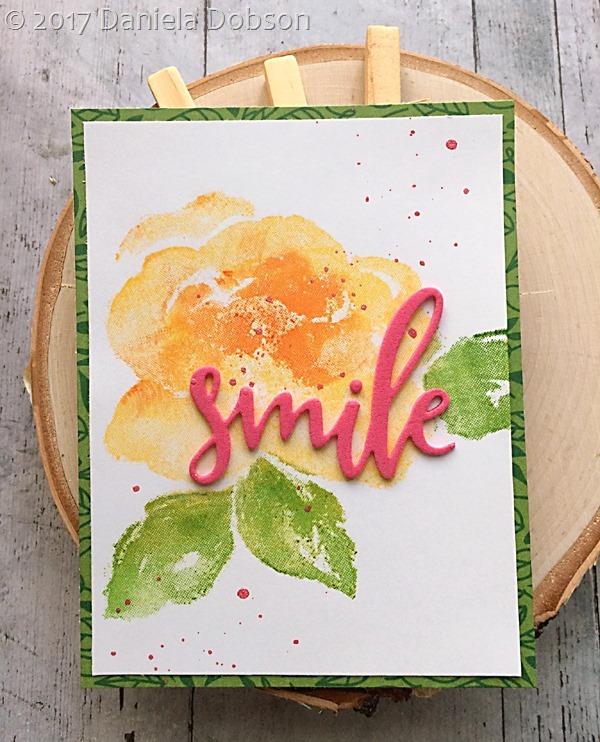 Smile by Daniela Dobson