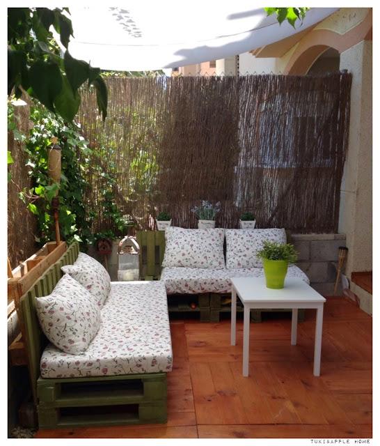 Tukiapple Home Diy Creando Un Rincon Chill Out En El Jardin - Jardines-chill-out