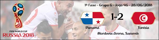 046 - panamá 1-2 tunísia