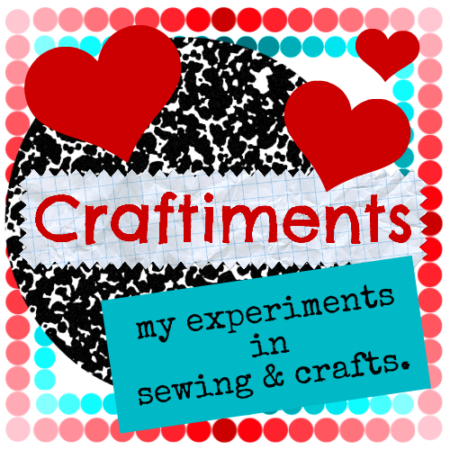 Craftiments Blog Button