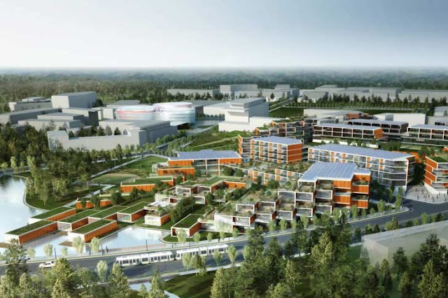 Reports Suggest Apple To Build Its Second Headquarter At The Research Triangle Park In North Carolina
