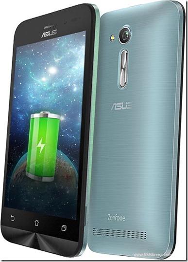 Asus Zenfone Go ZB450KL Dukung 4G LTE Diperkenalkan