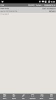 Screenshot of Extensive Notes Pro - Notepad